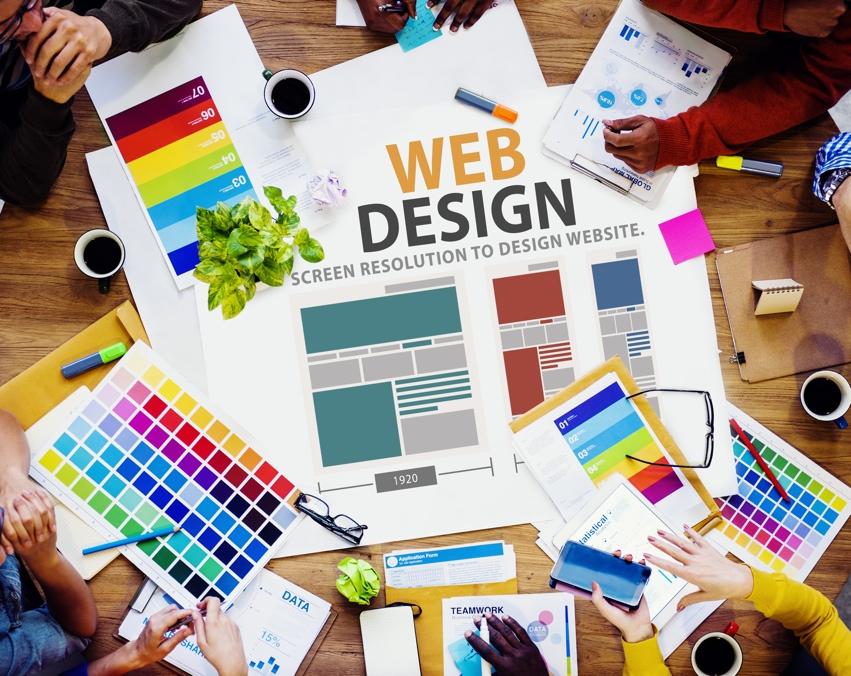 Web Design and Website Development